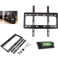 26-55Zoll LCD LED Plasma TV Halter Wandhalterung Halterung Einstellbar bis 75kg