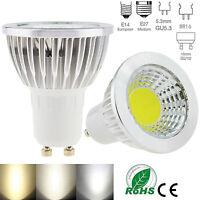 Cree Dimmable LED Spotlight Bulb GU10 MR16 GU5.3 6W 9W 12W 15W COB/Epistar Lamp