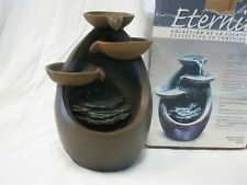 Eternity 3 Dish Tabletop Fountain