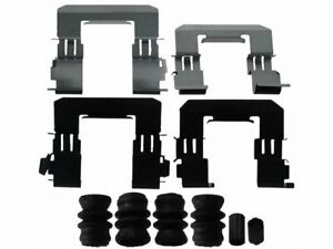 For 2013-2014 Subaru Legacy Brake Hardware Kit Front AC Delco 55989CZ 2.5L H4