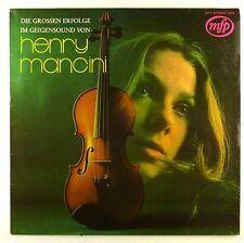 """12"""" LP - Henry Mancini - Die Grossen Erfolge - T3107 - RAR"""