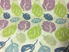"PRESTIGIOUS ""ROWAN"" 100% COTTON BLUEBELL FABRIC 5 METRES"