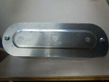Killark 2 Type Lb Powder Coat Aluminum E Pak Conduit Body Kit Ealb 6cgn