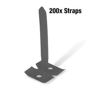Rubi Tile Levelling Straps Box of 200 - Like LASH or Raimondi System