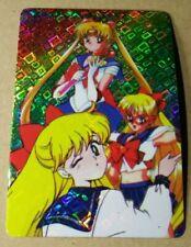 Vintage Rare 90s Vending Machine Sticker Bikini Sailor Moon S 99 Anime Holo Card
