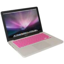 Keyboard Silicone Case Skin Cover For Macbook 13 Unibody Macbook Pro Air Pink
