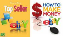 How To Become A Top Seller On eBay (eBook-PDF file) Plus 9 Bonus eBay ebooks