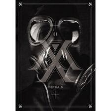 MONSTA X 1ST MINI ALBUM [ TRESPASS ] CD+PHOTO CARD
