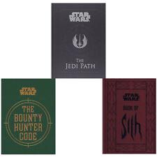 Star Wars Series Daniel Wallace 3 Books Collection Set Jedi Path,Bounty Hunter