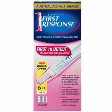 FIRST RESPONSE Instream 7 Pregnancy Tests