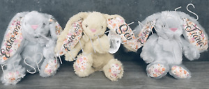 """12"""" Easter Bunny - Personalised Easter Gift - Children's Gift - Plush Bunny"""