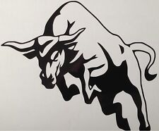 Bucking Bull Decal Rodeo Cowboy Sticker Outdoor Quality Any Colour Buy2 Get1Free