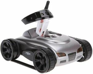 I-Spy mini - Echtzeitübertragung Video WiFi Tank RC Car mit Kamera Toy Silve