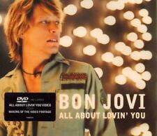 Bon Jovi(CD Single)All About Lovin' You-New
