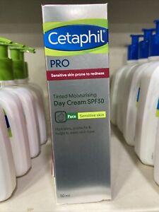 Cetaphil Pro Tinted Moisturising Day Cream - SPF30 - 50ml - Redness - Rosacea