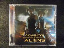 Cowboys & Aliens (CD, 2011) Original Motion Picture Soundtrack BRAND NEW SEALED!