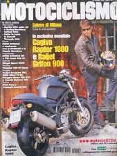 MOTOCICLISMO n°9 1999 BMW R1150 GS TM Cross 400 Benelli Tornado 900 [P33]