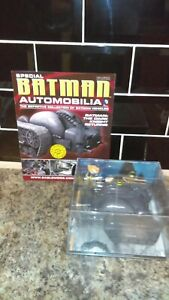 eaglemoss batman automobilia special the dark knight returns