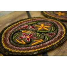 Cultural gabba table placemats, Handmade, Set of 3