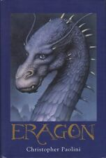 ERAGON/ELDEST-CHRISTOPHER PAOLINI-(2) 1ST PRINTS W/DJ-GREAT SET AND GIFT IDEA!