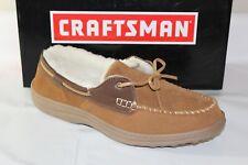 """Craftsman """"Thomas"""" Men's Moccasin Slipper - Brown, 35280"""