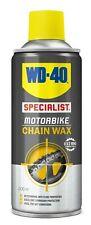 WD40 Motorbike Chain Lube Chain Wax Chain Cleaner O X Z Ring Drivetrain Swingarm