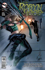 Grimm Fairy Tales Presents Robyn Hood V2 #3 - Cover B - NM+ or better