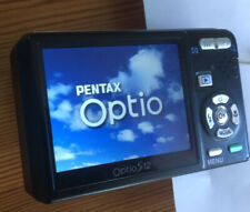 Pentax Digital Camera. Optio S12. 12 Megapixels.