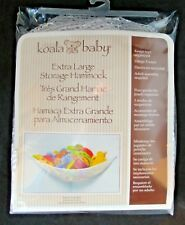 Koala Baby Nursery Gift Extra Large Storage Hammock Organizer NIP