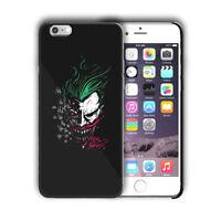 Super Villain Joker Iphone 4s 5 5s SE 6 6s 7 8 X XS Max XR 11 Pro Plus Case nn1