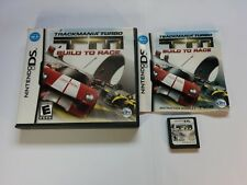 Trackmania Turbo: Build to Race - Nintendo DS Game - 2DS 3DS DSi - Free Fast P&P