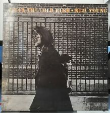 Neil Young - AFTER THE GOLD RUSH - Vinyl 33T LP or.fr 1971 (EX / EX)