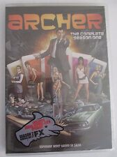 New!-Archer: Season 1 With Never Before Seen Episode FX #712B