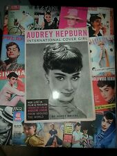 AUDREY HEPBURN INTERNATIONAL COVER GIRL 1ST ED 2009
