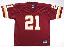 Deion Sanders Washington Redskins Adidas #21 Burgundy NFL Football Jersey