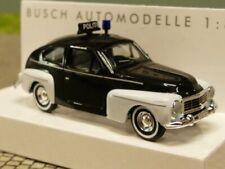 1/87 Busch Volvo 544 Limousine Politi Norwegen 43917