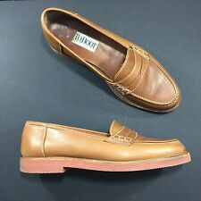 To Boot New York Penny Loafer Men's Size 9.5 Red Sole