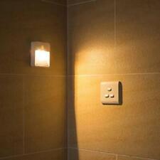 Square Night Light Motion Sensor Movement Induction Nightlight for Home Bedroom