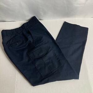 Blauer Uniform Tactical/Medic/Law Pants Dark Navy 6 Pockets Size 35 Reg.32IS