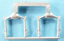 Spitfire Landing Gear for 1/144th Scale Eduard Model SAC 14421 (2 Sets)