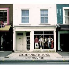 MUMFORD & SONS         -       SIGH NO MORE           -            NEW CD