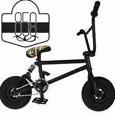Best MINI BMX rocker style BIKE  3pc Crank -Integrated Headset -CAMO (save $100)
