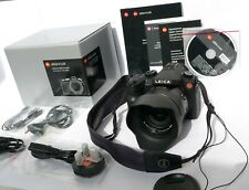 Leica V-LUX (Typ 114) 20.0 MP Complete set in perfect condition!
