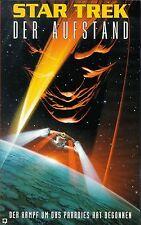 Star Trek 09 - der Aufstand VHS