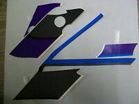 Yamaha FZR 600 1992 Aufkleber Sticker Grafik 3HE-28303-81