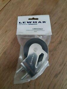 Lewmar Size 1 NTR Genoa Stirrup assembly BLACK L28003225BK