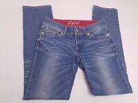 Levi's Womens Straight Leg Jeans Size 27 x 32