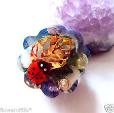 Orgonite Orgone- Healing Reiki chakra ornament decoration gift christmas ladybug