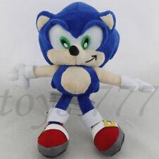 Sonic Hedgehog Adventure fleece cap the Hedgehog 9'' Stuffed Anima Plush Toy
