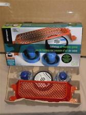 Emerson Table Top Air Hockey Game Mint in Box 2011 Play on Any Table Battery Op